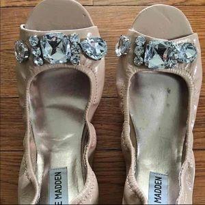 (7) Steve Madden Ballet Flats